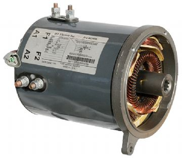 Club Car Motor, IQ (OEM)